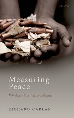 Measuring Peace, a book by Richard Caplan